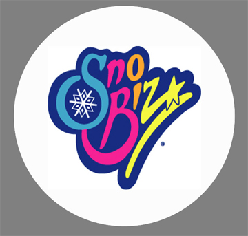 Sno Biz Sticker