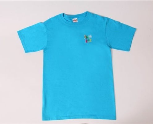 Tropical Blue T-Shirts