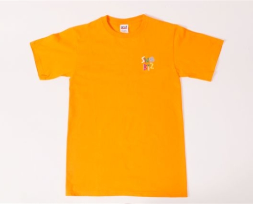 Tropical Orange T-Shirts