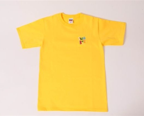 Tropical Yellow T-Shirts