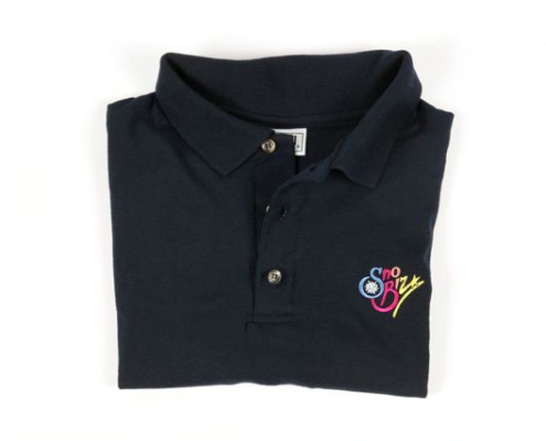 Golf Shirt Navy